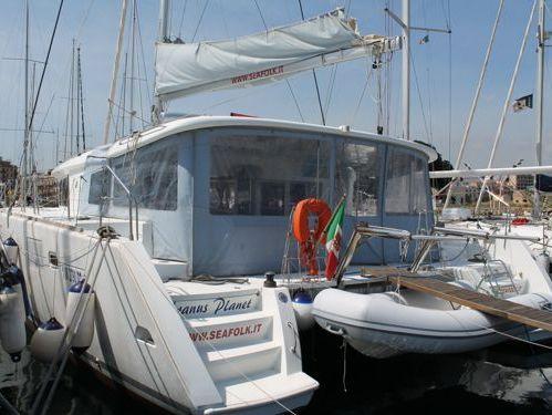 Catamarano Lagoon 450 · 2011