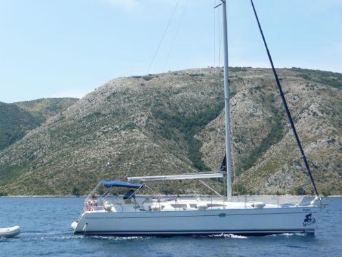 Sailboat Jeanneau Sun Odyssey 43 · 2002