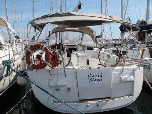 Barca a vela Jeanneau Sun Odyssey 439 Performance (2012)