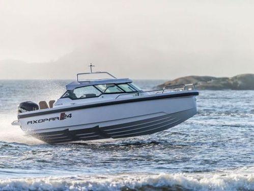 Speedboat Axopar 24 HT · 2017