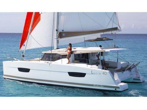 Catamarano Fountaine Pajot Lucia 40 · 2016
