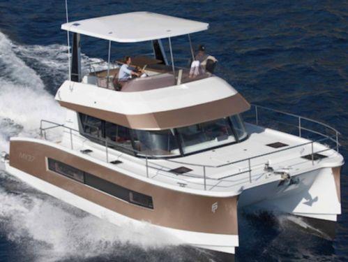 Catamarano a motore Fountaine Pajot MY 37 (2018)