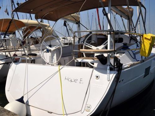 Segelboot Elan Impression 40 · 2017