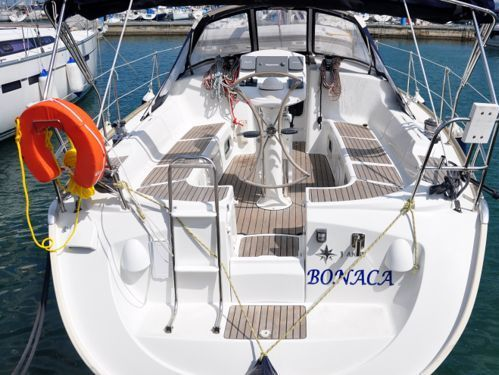 Segelboot Jeanneau Sun Odyssey 37 · 2005