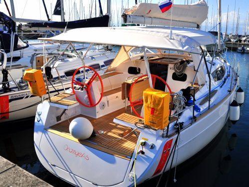 Segelboot Elan Impression 354 · 2014