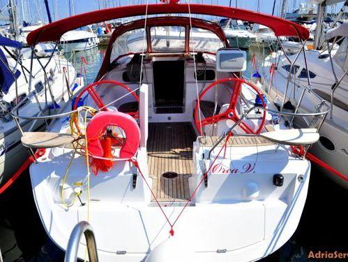 Segelboot Elan Impression 394 · 2012
