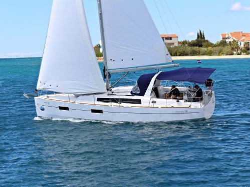 Zeilboot Beneteau Oceanis 381 · 2017