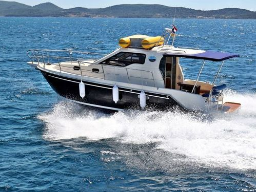 Motorboot Sas Vektor 950 · 2015