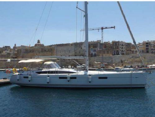 Sailboat Jeanneau 53 · 2014