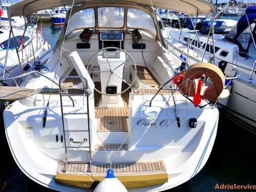 Barca a vela Elan Impression 384 (2007)