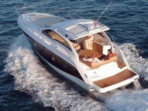 Imbarcazione a motore Absolute 39 · 2006