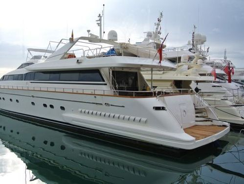 Imbarcazione a motore Falcon 102 (2005)