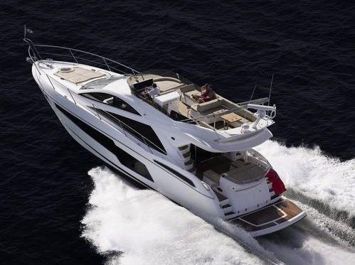 Motorboot Sunseeker Manhattan 68 · 2016