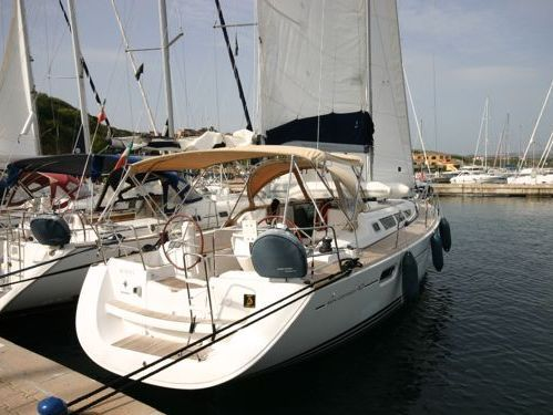 Barca a vela Jeanneau Sun Odyssey 42i (2008)