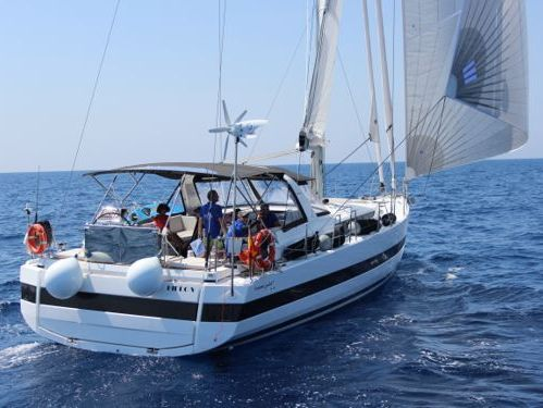 Sailboat Beneteau Oceanis 62 (2017)