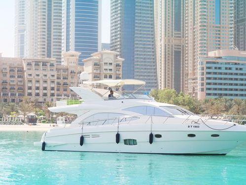 Motorboat Majesty 66 (2008)
