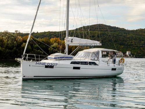 Segelboot Beneteau Oceanis 41.1 · 2017