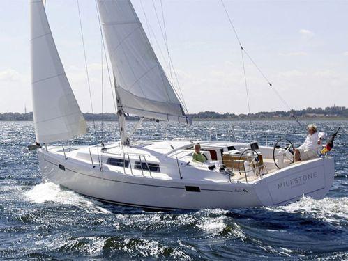 Barca a vela Hanse 388 · 2018