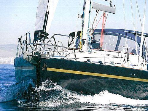 Segelboot Ocean Star 56.1 · 2009