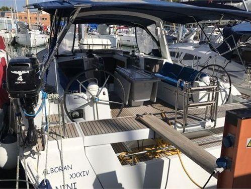 Barca a vela Beneteau Oceanis 45 (2014)