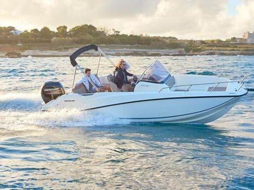 Speedboat Quicksilver Activ 675 Open · 2018