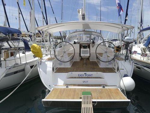 Barca a vela Bavaria Cruiser 46 (2015)