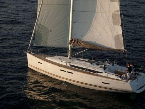 Barca a vela Jeanneau Sun Odyssey 439 · 2011