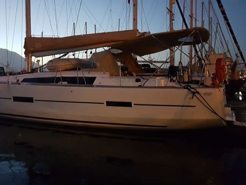 Barca a vela Dufour 460 Grand Large (2016)