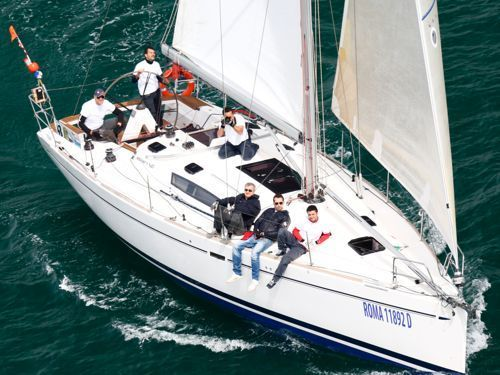Sailboat Elan 410 · 2012