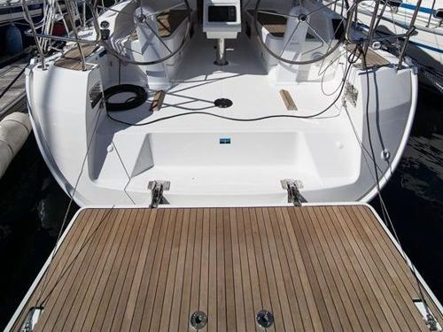 Segelboot Bavaria Cruiser 37 (2014)