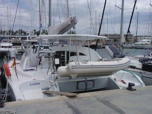 Catamarano Lagoon 380 (2010)