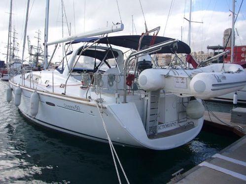 Barca a vela Beneteau Oceanis 50 Family (2010)