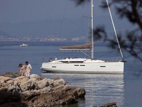 Zeilboot Jeanneau Sun Odyssey 419 · 2017