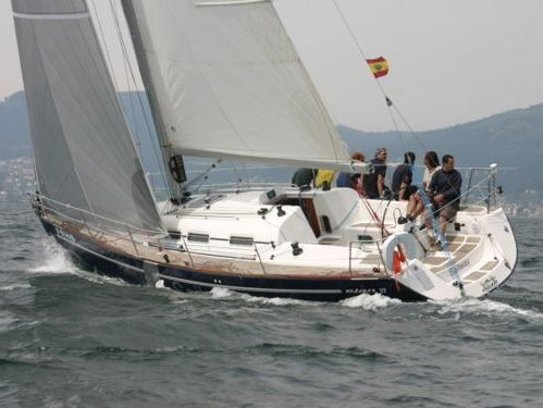 Barca a vela Elan 37 (2005)