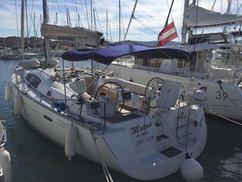 Sailboat Beneteau Oceanis 43 (2011)