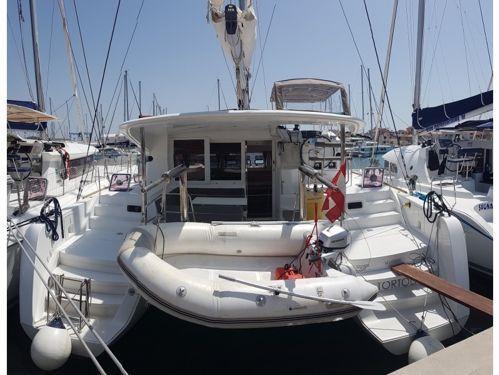 Catamaran Lagoon 39 (2013)
