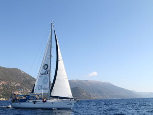 Barca a vela Jeanneau Sun Odyssey 45.1 · 1997