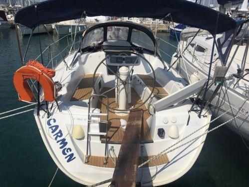 Segelboot Jeanneau Sun Odyssey 32 ii (2008)