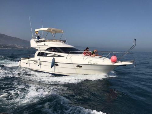 Imbarcazione a motore Astondoa 36 · 2001