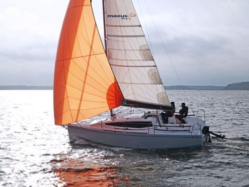Zeilboot Maxus Evo 24 (2017)