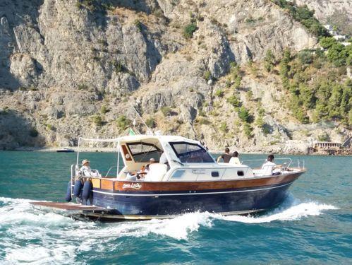 Motorboot Apreamare Smeraldo 12 (2008)