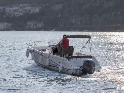 Speedboat Jeanneau Cap Camarat 6.5 WA · 2017