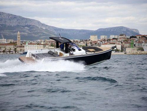 Speedboat Fjord 36 Open · 2017