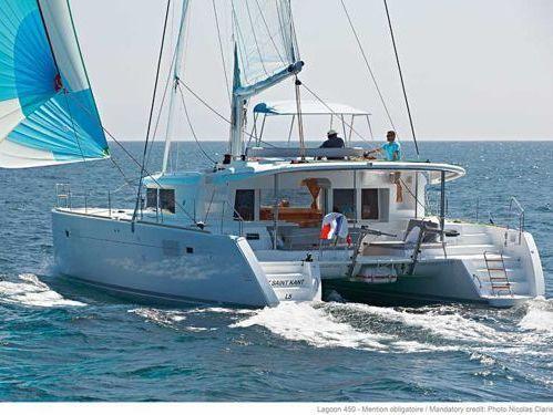 Catamarán Lagoon 450 · 2013