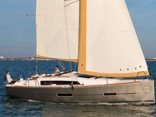 Barca a vela Dufour 382 GL (2017)