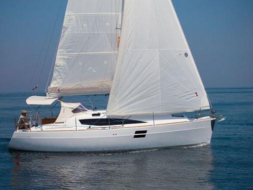Zeilboot Elan Impression 35 · 2014