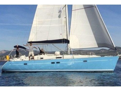 Zeilboot Beneteau Oceanis 411 · 2003