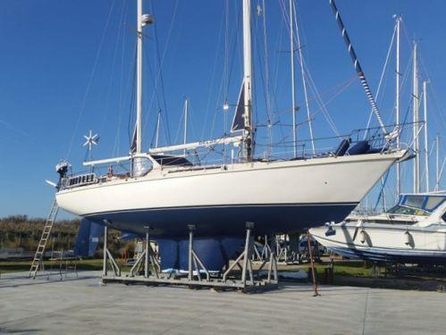 Barca a vela Amel Maramu · 1987