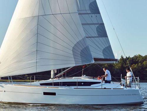 Barca a vela Jeanneau Sun Odyssey 319 · 2018