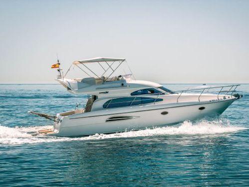 Imbarcazione a motore Astondoa 39 · 2005
